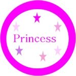 Princess  Baby Shower Printables