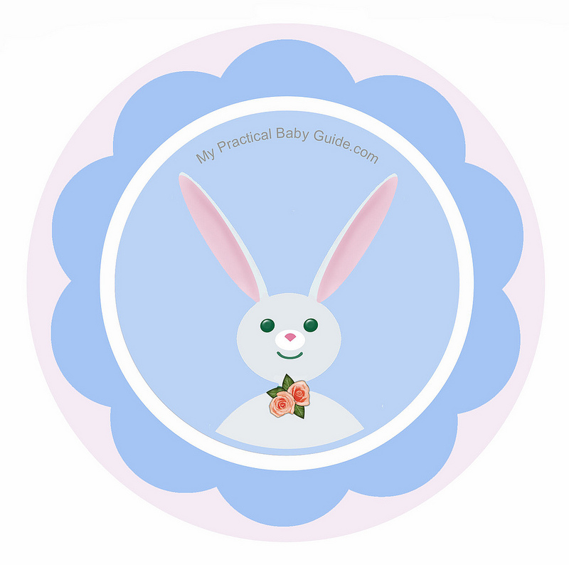 Peter Rabbit Baby Shower Printables