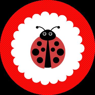 Ladybug Baby Shower Printables
