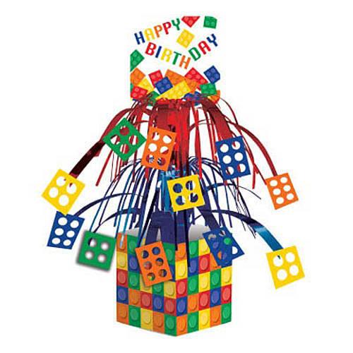 Lego Birthday Centerpiece