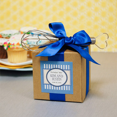 DIY Cupcake Baking Kit Favor