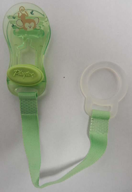 Playtex Recalls Pacifier Holder Clips