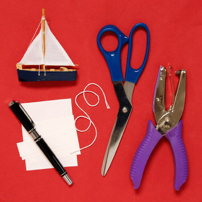 how to make a paper speed boat step by step