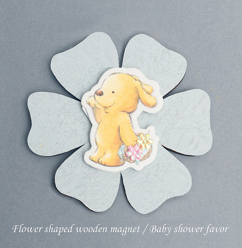 shaped magnets baby shower favors my practical baby shower guide