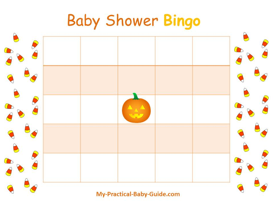 How to Throw Halloween Baby Shower? - My Practical Baby Shower Guide
