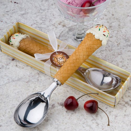 Ice Cream Cone Ice Cream Scoop Favor