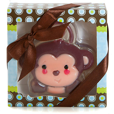 Monkey Baby Shower Saop Favor
