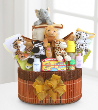 Gift Basket for the new baby
