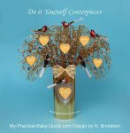 Bird Baby Shower Wishing Tree