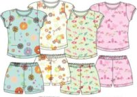 Petit Lem Children's Pajamas