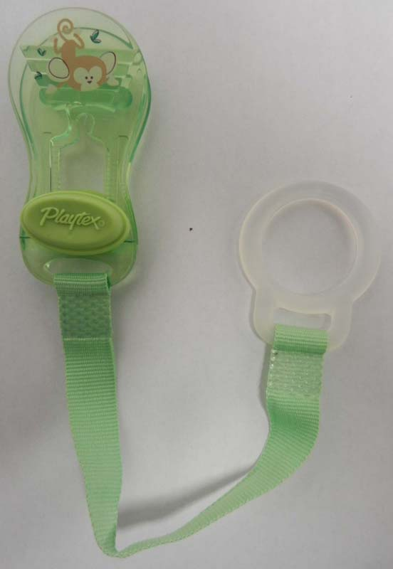 Playtex Recalls Pacifier Holder Clips