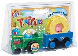 Tumblekins Toys Recall