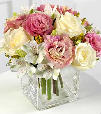 Softly Lisianthus  Bouquet