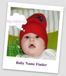 baby name finder