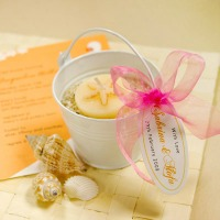 Beach Baby Shower Favor