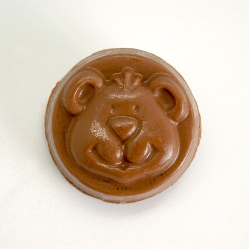 Bear Baby Shower Chocolate covered Oreo cookies