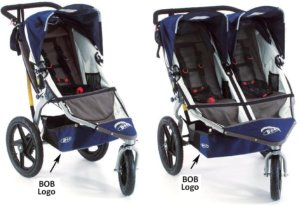 Jogging Strollers  Recall