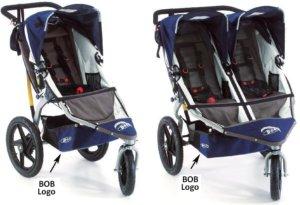 Jogging Strollers  Recall