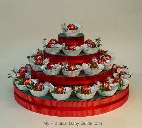 Christmas Centerpieces My Practical Baby Shower Guide