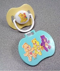 CareBears Pacifier Recalls