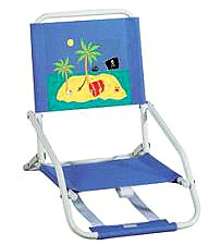 Children's Beach Chairs Recalled by Downeast Concepts