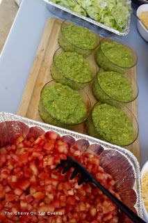 Baby Shower appetizer Ideas- Homemade Guacamole