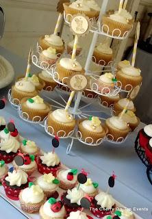 Baby Shower Desert Ideas - Winnie the pooh Cupcakes