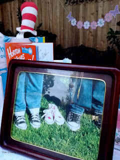 Framed Maternity Photo
