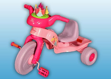 Disney Princess Plastic Trikes