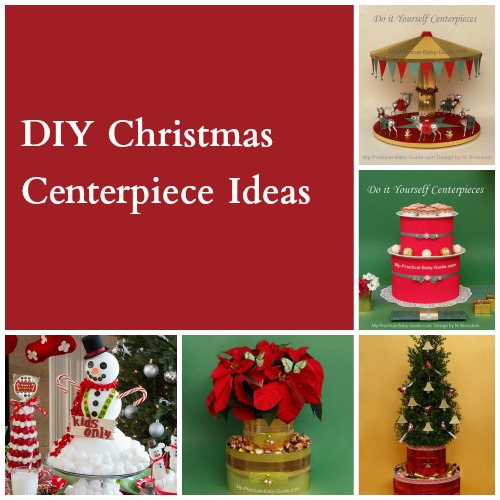 DIY Christmas Centerpiece Ideas
