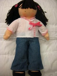 Dolls Recalled by Pottery Barn Kids