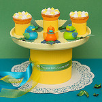 Duck Baby Shower Centerpiece