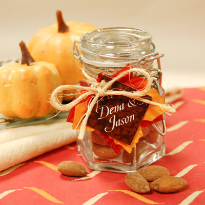 Fall Baby Shower Favor