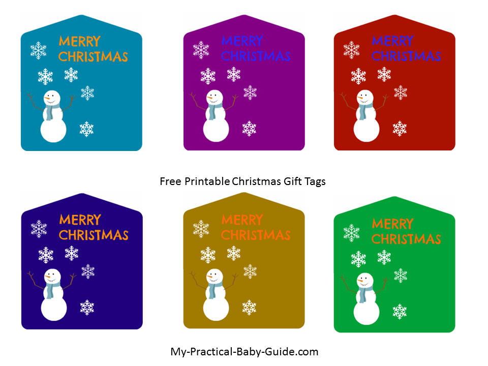 graphic relating to Gift Tag Printable Free known as Absolutely free Printable Xmas Reward Tags - My Convenient Boy or girl