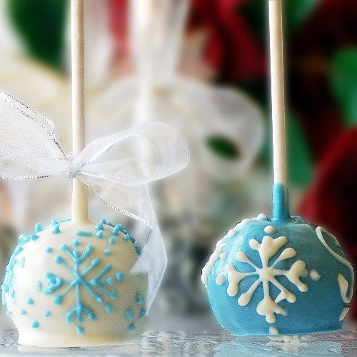Frozen Cake Pals Party Favors
