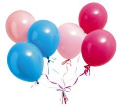 Colorful Balloons Garland