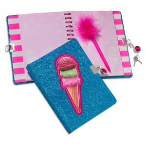 An Ice Cream Journal gift