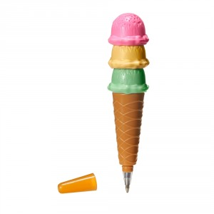 Ice Cream Cone Pen Party Favor