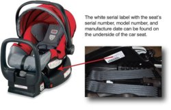Infant Car Seats Recalled by Britax