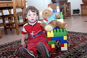 safe toy- Lego