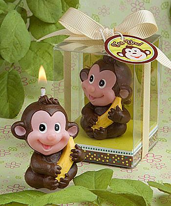 Monkey baby shower theme ideas my practical baby shower guide - Monkey baby shower favors ideas ...