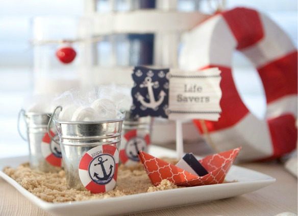 nautical theme baby shower decorations car tuning