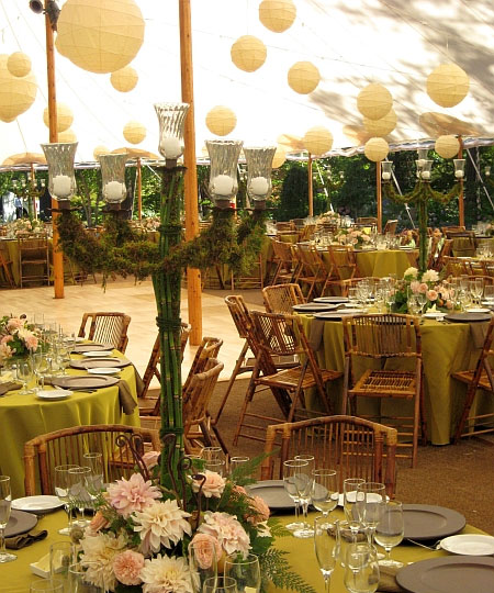 EleganT One Color Paper Lanterns