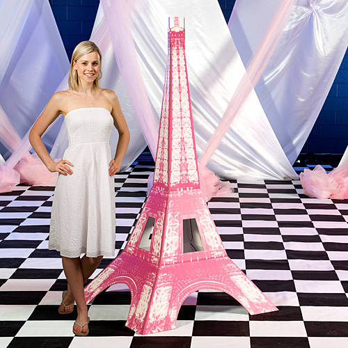 Paris Eiffel Tower Photo Booth