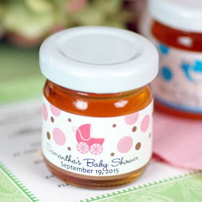 Bear Baby Shower Honey Jars