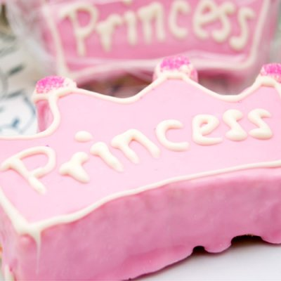 Princess Baby Shower Theme
