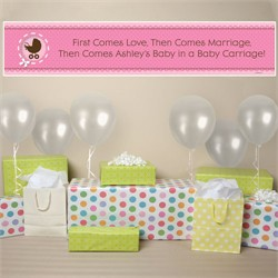 Creative baby shower decorations my practical baby for Baby shower decoration ideas for twin boys