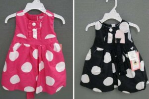 Polka-Dot Girls' Dresses Recall
