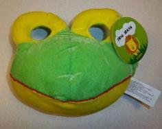 Children's Frog Masks Recall