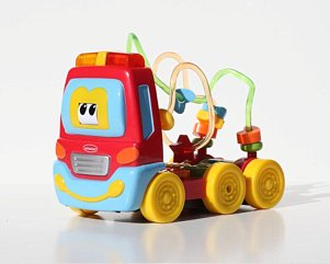 Toy Activity Trucks
